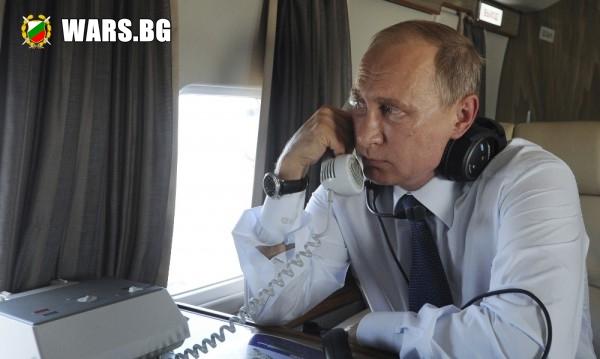 Владимир Путин уволни осем генерали от силовите структури