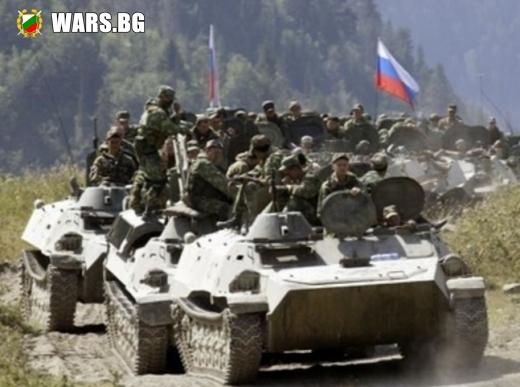 Запада трепери! Русия струпва войски на границата си !