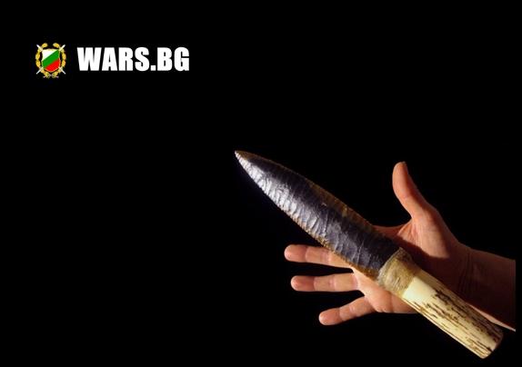 Как да си направим нож за оцеляване