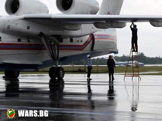 Китайци направиха най-големия самолет-амфибия в света