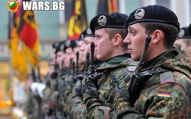 Германия обмисля връщане на задължителната военна служба