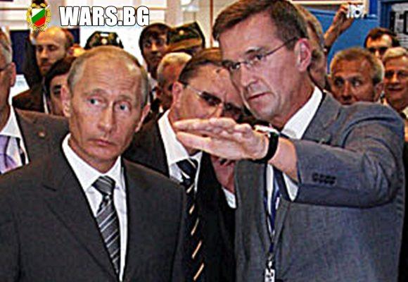 Борис Обносов:До няколко години Русия ще има хиперзвукови оръжия