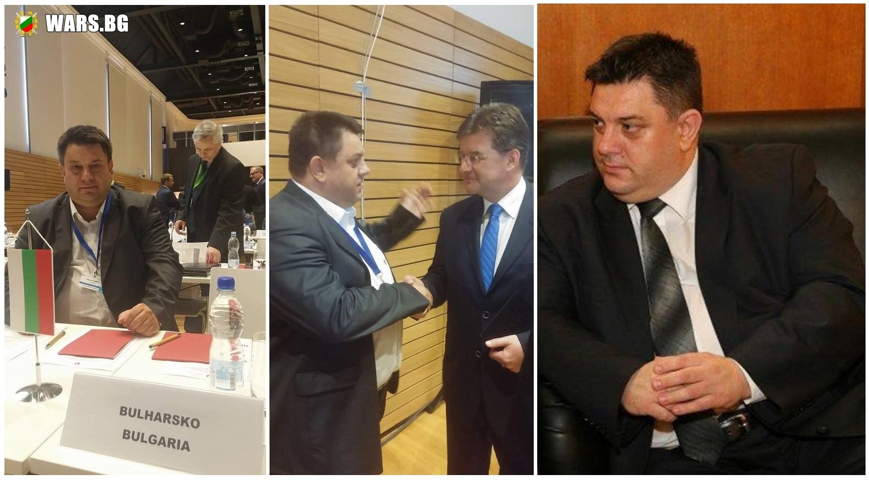 Atanas Zafirow Атанас Зафиров