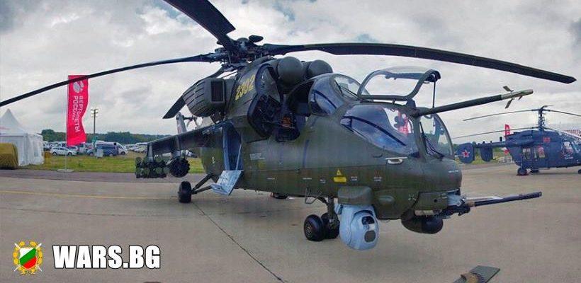 Защо всички искат да купуват Руски хеликоптери Ми-35?