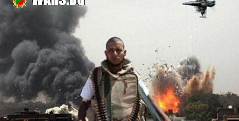 Руската авиация спря настъпление на ислямистите към Палмира