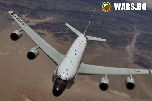 Ето какво са правили американските самолети-разузнавачи в района на Крим и Кавказ