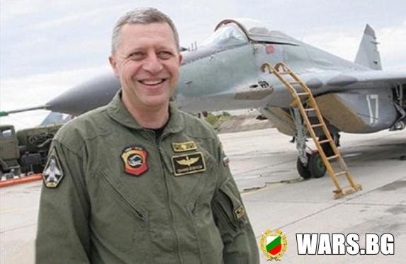 Военновъздушните сили официално имат нов командир, ето кой е той