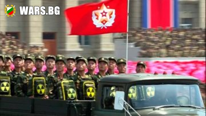 Северна Корея се готви за ядрена война +ВИДЕО