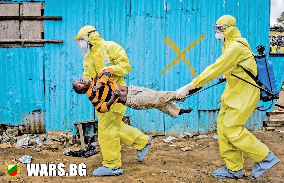 """Русия има ваксини против """"Ебола"""""""