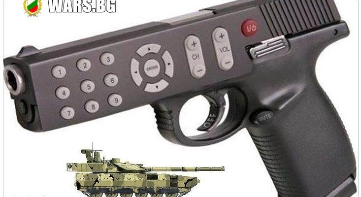 """Новият руски танк """"Армат"""" ще има """"цифрово"""" оръдие"""
