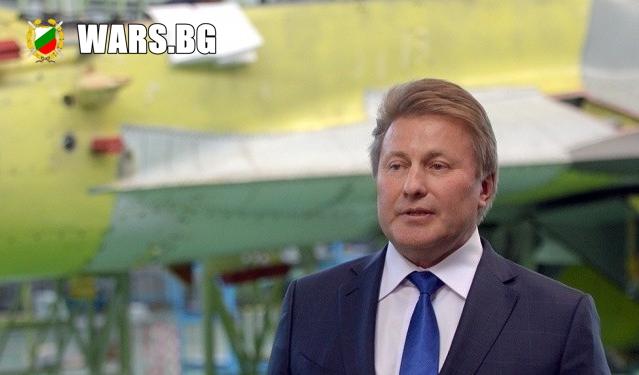 Сергей Коротков: Редица чужди страни са готови да купят от Русия новите МиГ-35