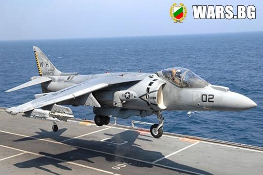 Американски боен самолет се е разбил до Япония