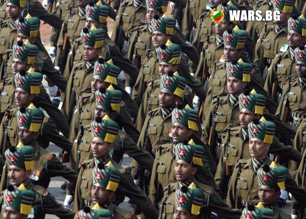 Индийската армия