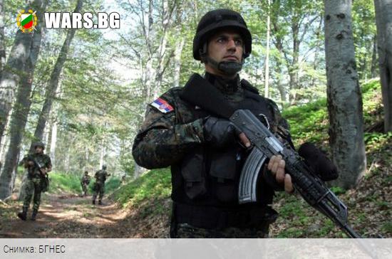 Унгарски военен контингент с термо камери ще патрулира по сръбско-българската граница