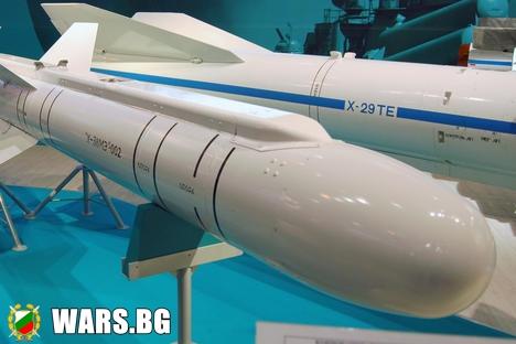 Русия ще изпита нови ракети в Сирия в края на 2016