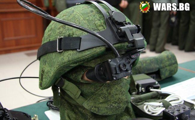 """С """"Ратник"""" руските бойци са неуязвими"""
