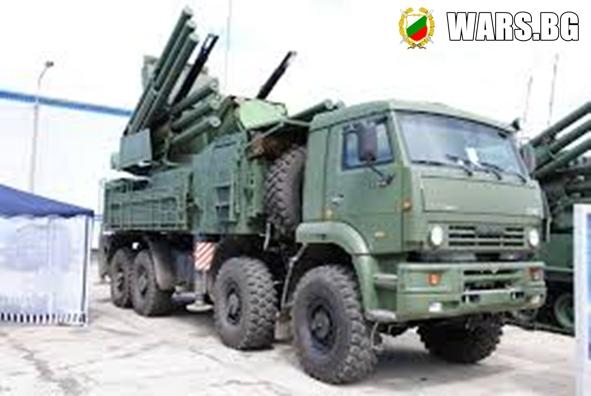 """Гореща точка: Русия усилва сирийската армия с най-новият ЗРОК """"Панцирь"""""""
