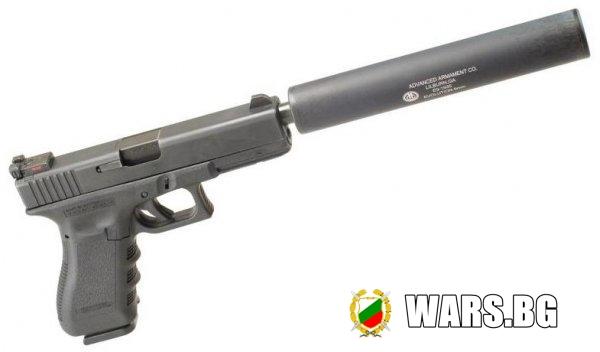 Глок 17 е най-употребяваният и известен пистолет +ВИДЕО