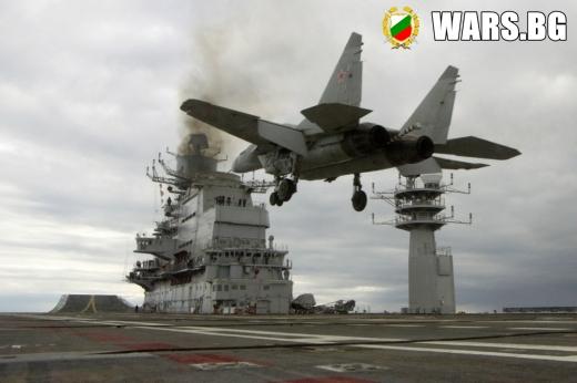 """Става много опасно! НАТО подготвя кораби, които да прати срещу руската армада, водена от самолетоносачa """"Адмирал Кузнецов"""""""