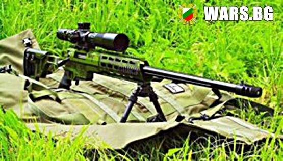 Новата руска винтовка елиминира снайпер от два километра разстояние