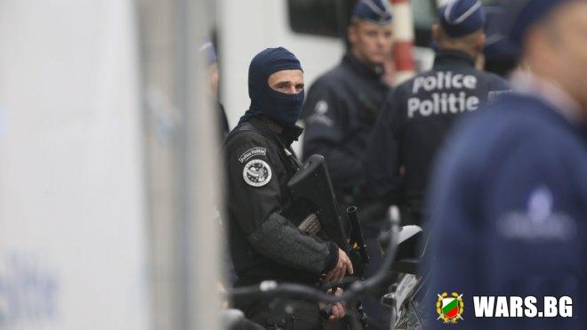 Паника в Белгия