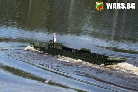 Топ-5 на руската военна специализирана техника
