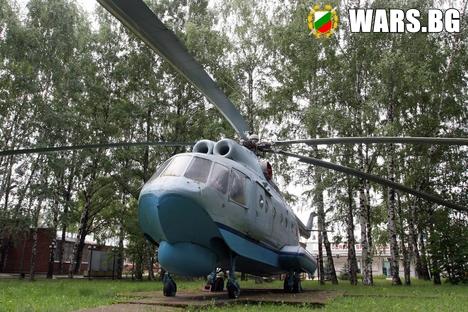 """Русия ще възроди """"винтокрилите"""" убийци на подводници Ми-14"""