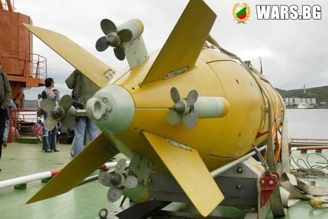 В Далечния изток може да се появи клъстър от подводни роботи
