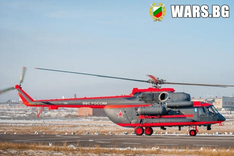 """Леденият """"Терминатор"""": 10 факта за новия руски арктически вертолет"""
