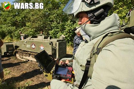 Роботи заменят личния състав в руската армия