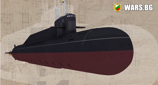 """Проект 667 """"Делфин"""" Ракетна стратегическа подводница +ВИДЕО"""