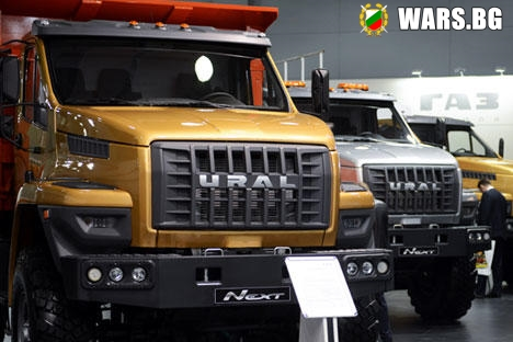 Първите руски безпилотни коли ще бъдат камиони за местности без пътища