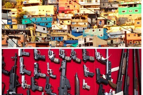 Венецуела: Телевизорите победиха пистолетите