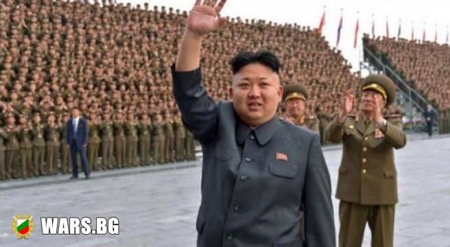 Ким Чен Ун обявява война на САЩ