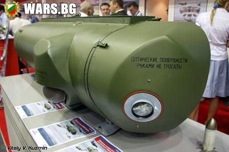"""Руският """"Президент"""" ще защити самолетите от ракети"""