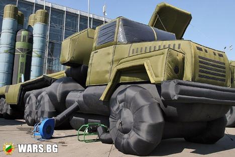Игра на криеница: 5 руски начина за маскировка на военната техника