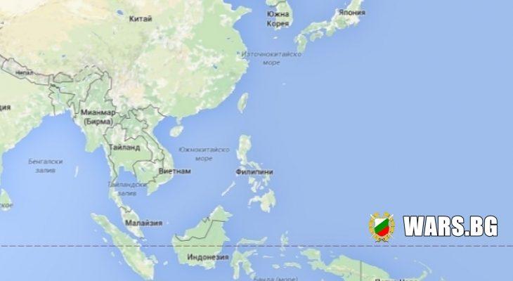 Гореща точка: за какво се спори в Южнокитайско море?