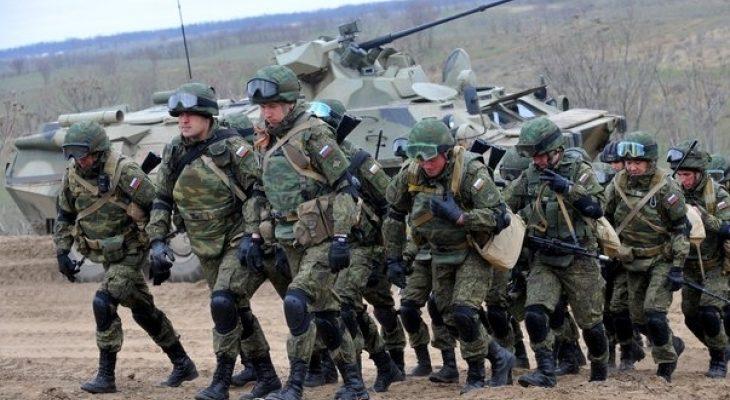В руската армия създават свръхмобилни мотострелкови бригади (ВИДЕО)