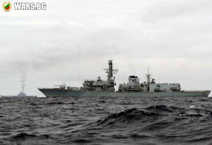 Поглед от Великобритания: Оценка на похода на руската корабна групировка до сирийски води