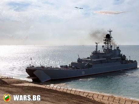 Как един морски пехотинец от Смоленск загина геройски в Сирия