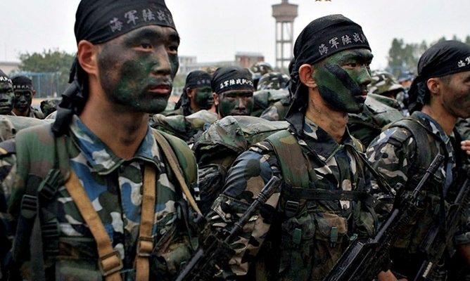 Китайци внедряват нестандартен патрон с калибър 5,8 мм