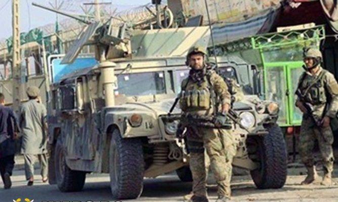"""Атентат в базата """"Баграм""""- Афганистан !"""