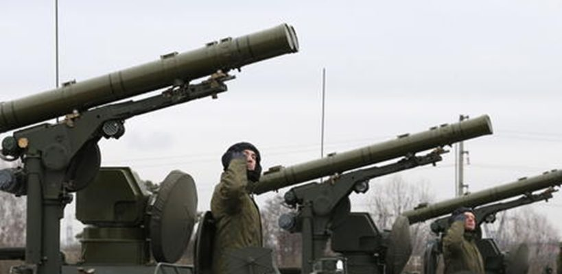 """""""Хризантема"""" или как се дават имената на руските оръжия"""