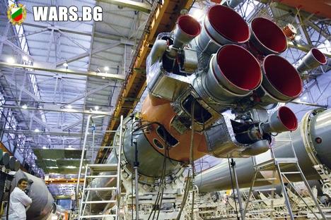 Къде се прави космическият щит на Русия?