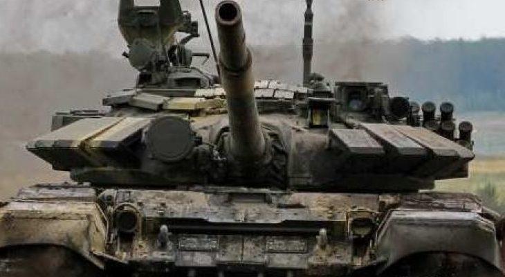 Неубиваемият Т-72: Руският танк в Алепо издържа на две американски ракети (СНИМКИ/ВИДЕО)