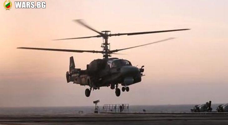 """По-ефективно нищо няма: военни разкриха тайните на най-новия Ка-52К """"Катран"""" (ВИДЕО)"""