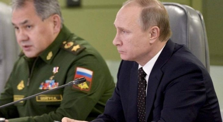 Владимир Путин с войнствена реч пред висши командири: Трябва да укрепим стратегическите ядрени сили, за да пробиват всякакви системи за ПРО