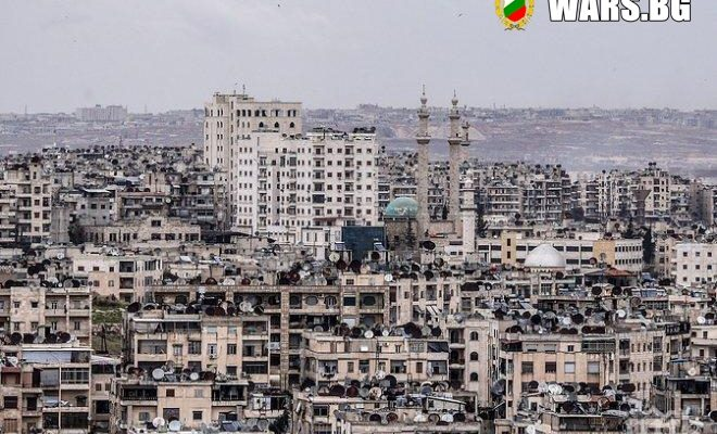 Сирийската армия обяви, че е поела пълен контрол над Алепо