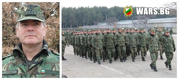 Вчера президентът Плевнелиев удостоява офицера с две звания