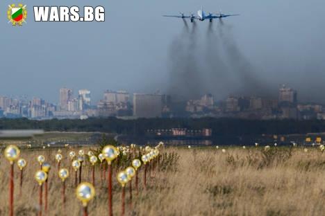 "Русия получи първите ""самолети-заглушители"" ИЛ-22ПП ""Порубшчик"""